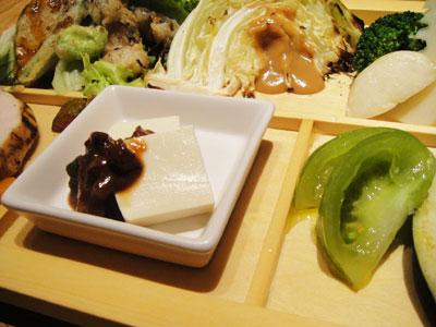 chef's V 丸ビル店_ヘルシー菜園ご膳